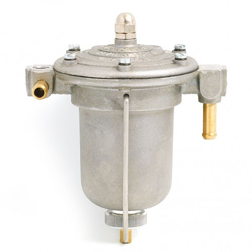 Filter/Regulator 85mm with Alloy Bowl (130 to 200 bhp) image #1