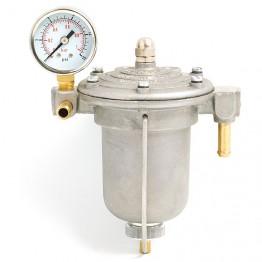 Filter/Regulator 85mm with Pressure Gauge (130 to 200 bhp)