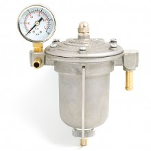 Filter/Regulator 85mm with Pressure Gauge (130 to 200 bhp)
