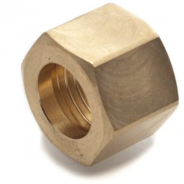 1/4 In BSP Nut for SU Fittings