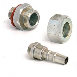 Fuel Filter/Water Strainer 015.170 Kit of Fittings