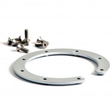 Mounting Ring with Captive Nuts for 3 in diameter Aero Caps