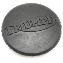 Grommet Rubber for Petrol Tank  Triumph logo