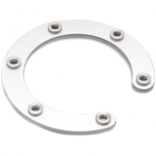 Mounting Ring with Captive Nuts for 2 in diameter Aero Caps image #1