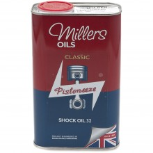 Millers Shocker Oil 32 - 1 litre