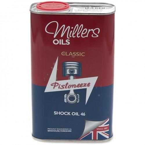Millers Shocker Oil 46 - 1 litre image #1
