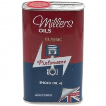 Millers Shocker Oil 46 - 1 litre