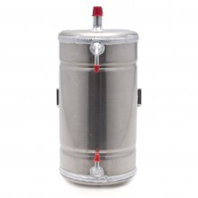 Round Oil Catch Tank - 3 Litres