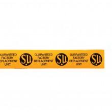 Sticker for SU Pumps