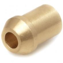 Solder Nipple for 1/4 in Copper Pipe