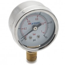 Filter Regulator 015.180 Pressure Gauge