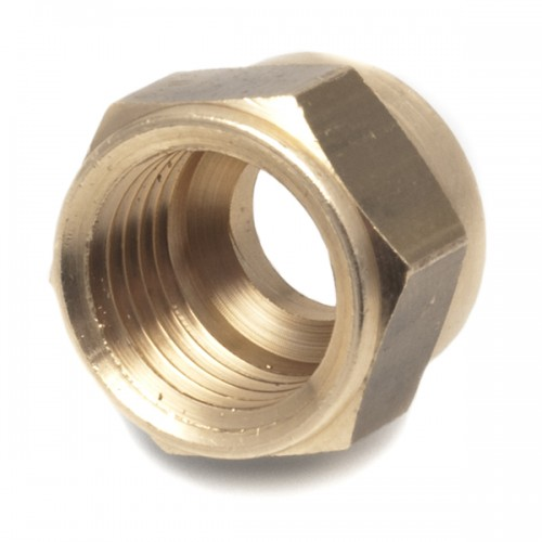 1/4 in BSP Nut for 5/16 Copper Pipe image #2