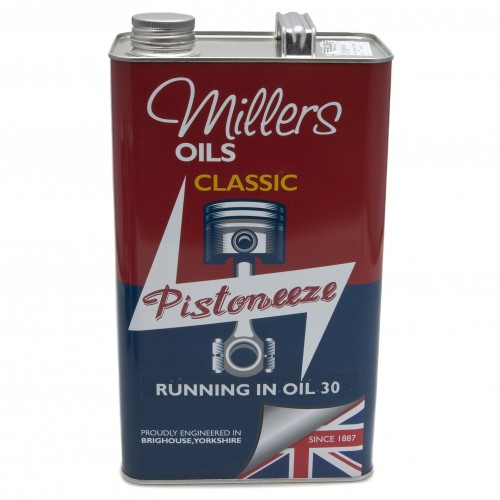 Millers Oil - Running In Oil - 5 litres image #1