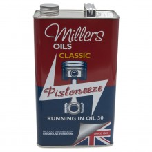 Millers Oil - Running In Oil - 5 litres