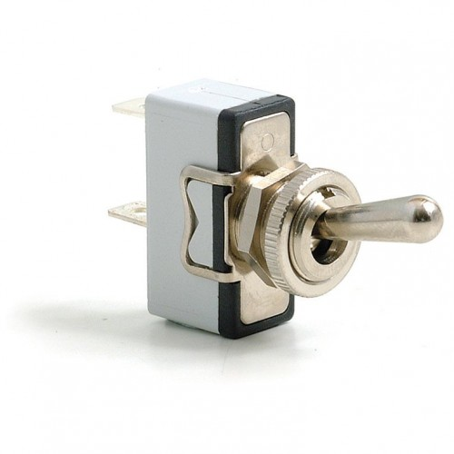 Toggle Switch - Off-on with Standard Lever - 2 Terminals image #1