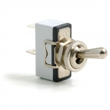 Toggle Switch - Off-on with Standard Lever - 2 Terminals
