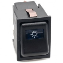 Lighting Rocker Switch Off-on-on
