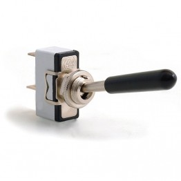 Toggle Switch - Off-on with Long Lever - 2 Terminals