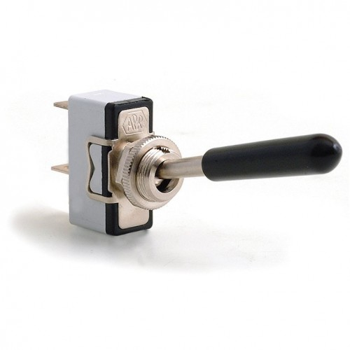 Toggle Switch - Off-on with Long Lever - 2 Terminals image #1