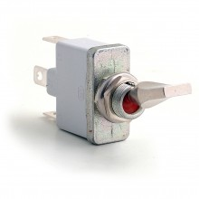 On-off-on (Professional) Sealed Toggle Switch - 3 Terminals