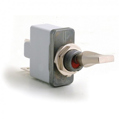 Sprung Off-on (Professional) Sealed Toggle Switch - 3 Termin image #1