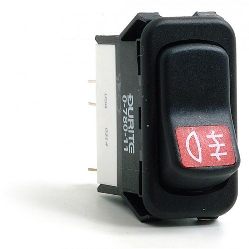 Rear Fog Rocker Switch Off-on image #1