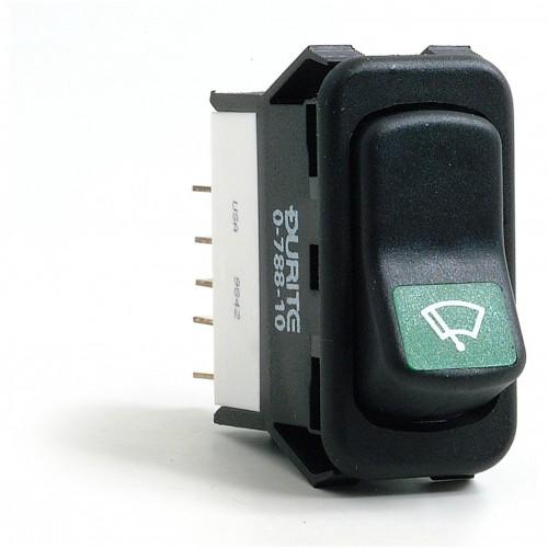 Windscreen Wipers Rocker Switch Off-on-on image #1
