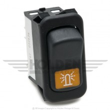 Hazard Beacon Rocker Switch - Off-on