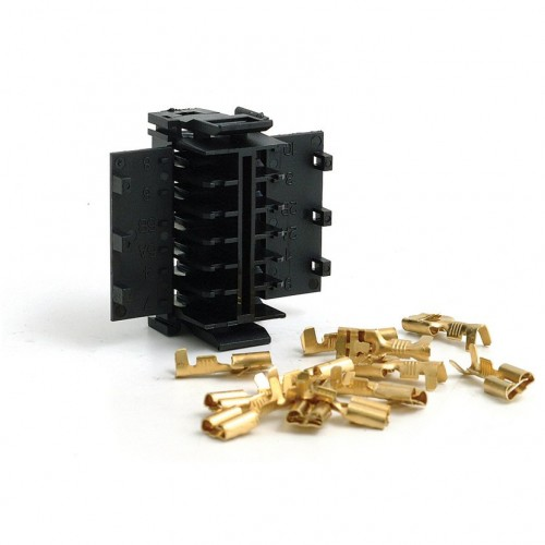Connector Kit for 020.200 to 212 Rocker Switches image #1