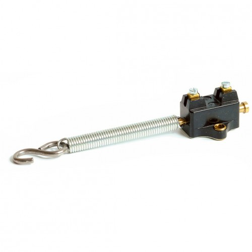 Brake Lamp Switch Mechanical Pull Type With Spring And Hook image #1