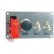 Panel Mounted Ignition  Starter & Accessory Switches