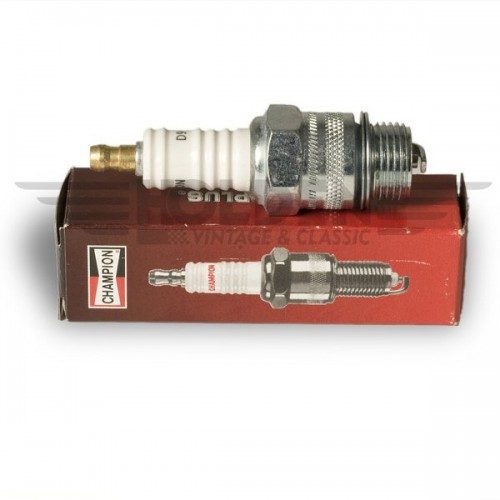 D9 Champion Spark Plug that replaces 17/UK10 image #1