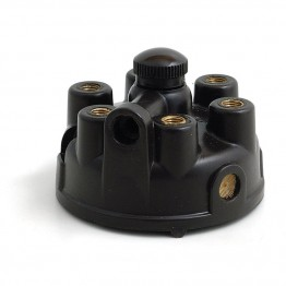 Bentley & Rolls-Royce 6 Cylinder Distributor Cap - Top Entry Type