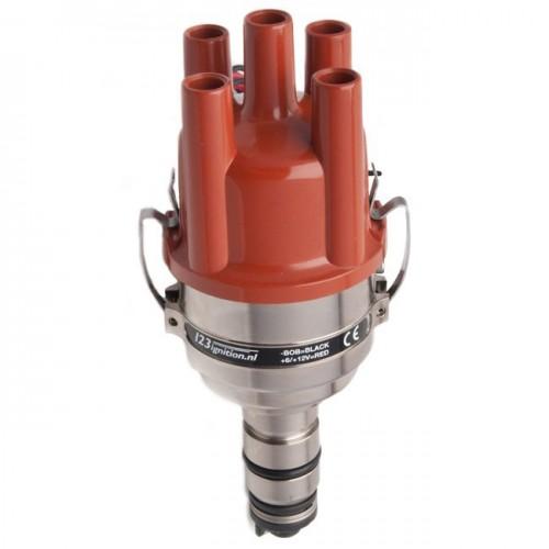 123 Electronic Distributor-4 Cylinder-Negative Earth image #1