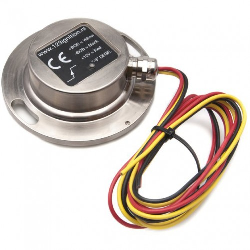 123 Electronic Ignition Module-Citroen 2CV-Standard image #1