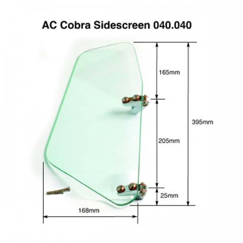AC Cobra Sidescreen - Perspex image #1