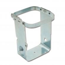 Windscreen Washer Bottle Frame - Large Square - Silver