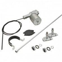 Wiper Motor Kit 12 Volt  inc Tube and Wheelboxes