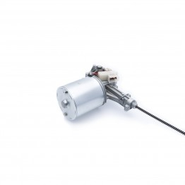 Wiper Motor - Under Dash with Rack - 12 Volt