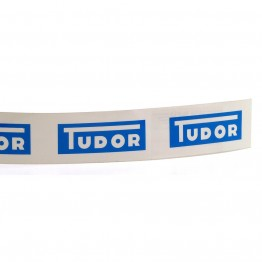'Tudor' Washer bottle sticker
