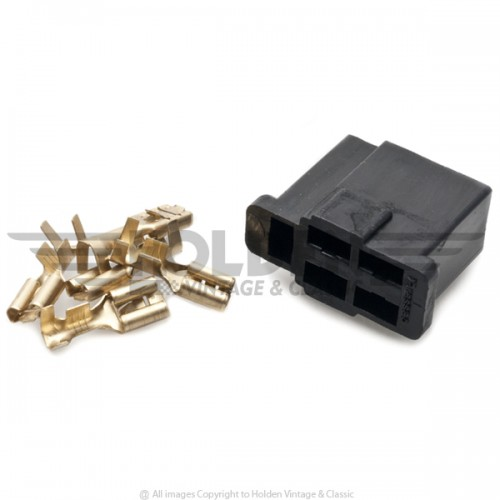 Connector Kit for Lucas Wiper Motor image #1
