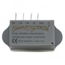 Smartscreen Wiper Delay-Positive Earth-No Washer Function
