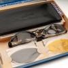 Aviator Retro goggles - Chrome by Leon Jeantet image #1