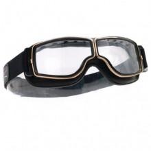 Aviator Pilot Optical Goggles - Gold