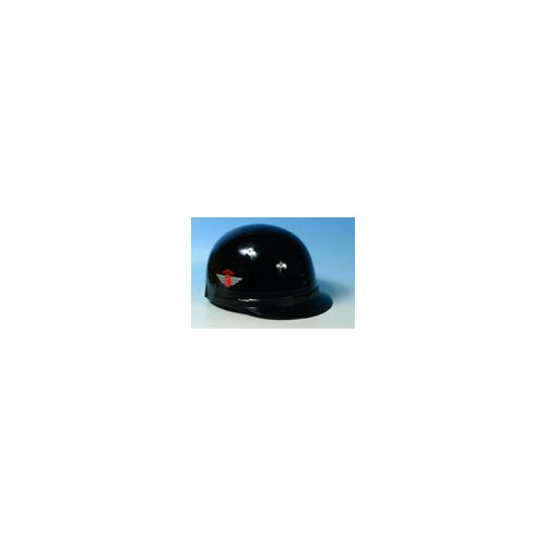 Davida Classic Helmet/Peak Matt Black L 61-64 image #1