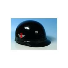 Davida Classic Helmet/Peak Matt Black