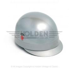 Davida Classic Helmet/Peak Silver