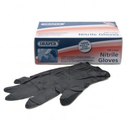 Nitrile Gloves  Box of 100