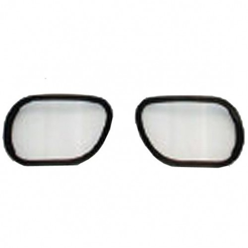 Lenses (Curved) for Mark 6 Goggles - Clear image #1