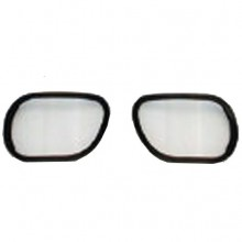 Lenses (Curved) for Mark 6 Goggles - Clear
